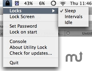 Screenshot 1 for Utility Lock