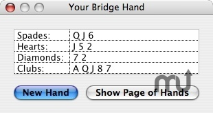 Screenshot 2 for Bridge Hands