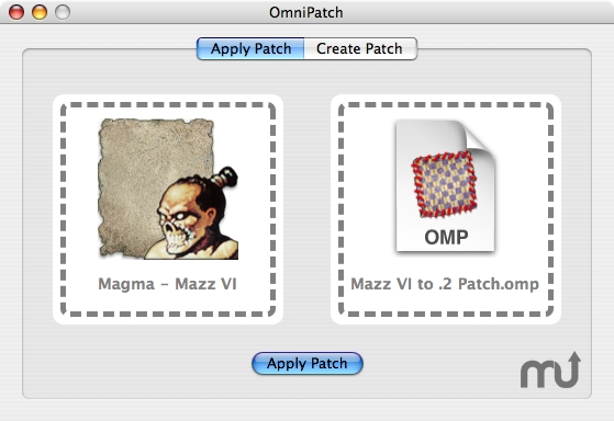 Screenshot 1 for OmniPatch