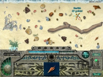 Screenshot 1 for Mystery of Shark Island