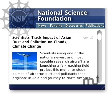 Screenshot 1 for NSF Information
