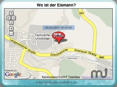Screenshot 1 for Wo ist der Eismann?