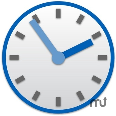 Screenshot 1 for Big Analog Clock
