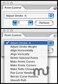 Screenshot 1 for Point Control