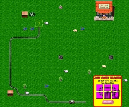 Screenshot 1 for Nathan's Trains