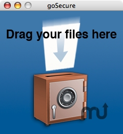 Screenshot 1 for goSecure