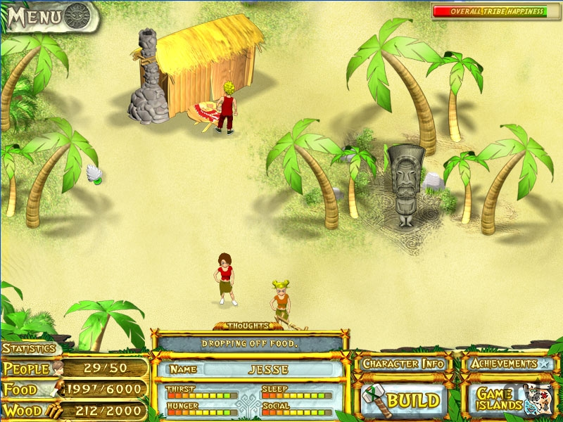 Screenshot 1 for Escape From Paradise