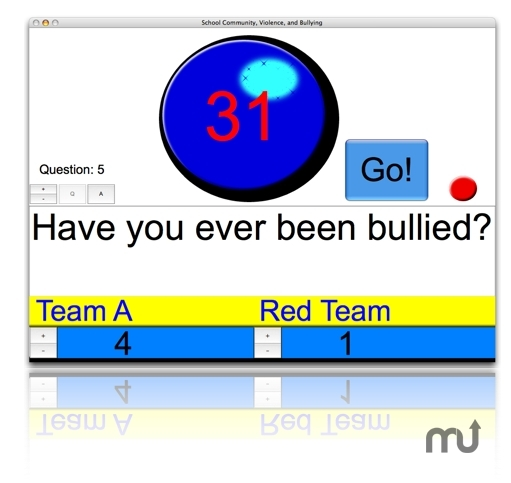 Screenshot 1 for FRS Classroom Game Show