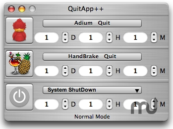 Screenshot 1 for QuitApp++