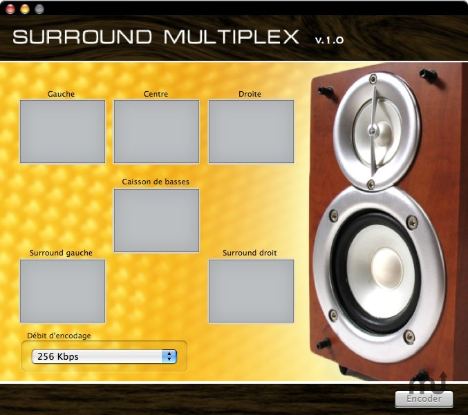 Screenshot 1 for SurroundMultiplex