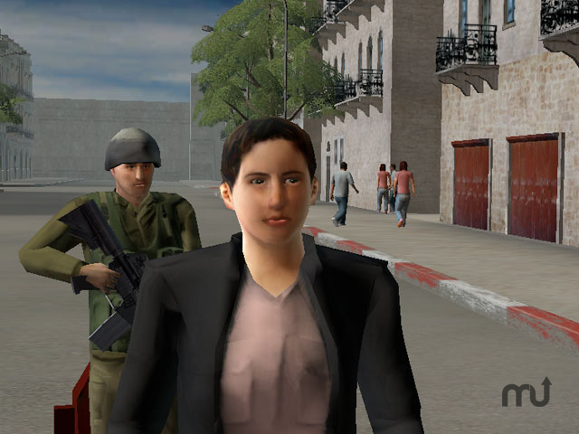 Screenshot 1 for Global Conflict: Palestine