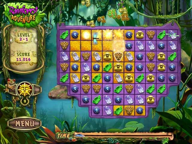 Screenshot 1 for Rainforest Adventure