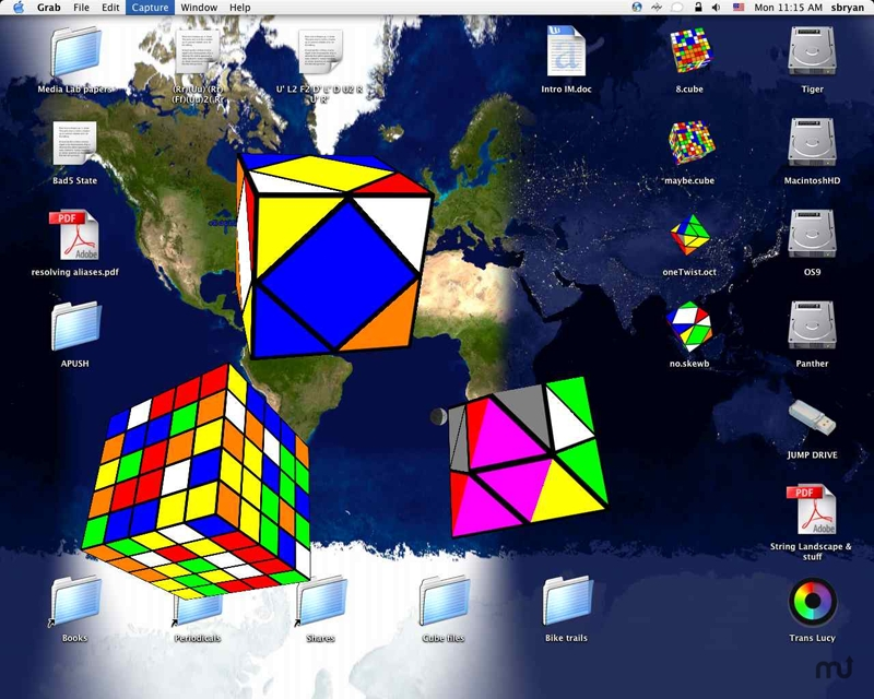 Screenshot 1 for Cube Puzzle