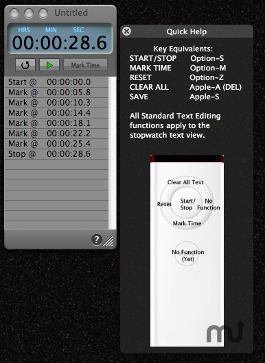 Screenshot 1 for Intervals