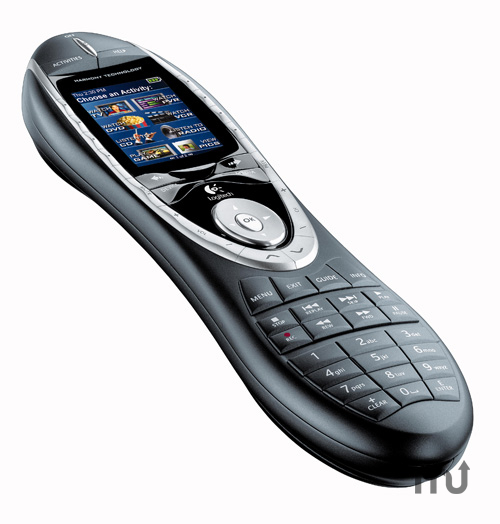 Screenshot 1 for Logitech Harmony Remote Software
