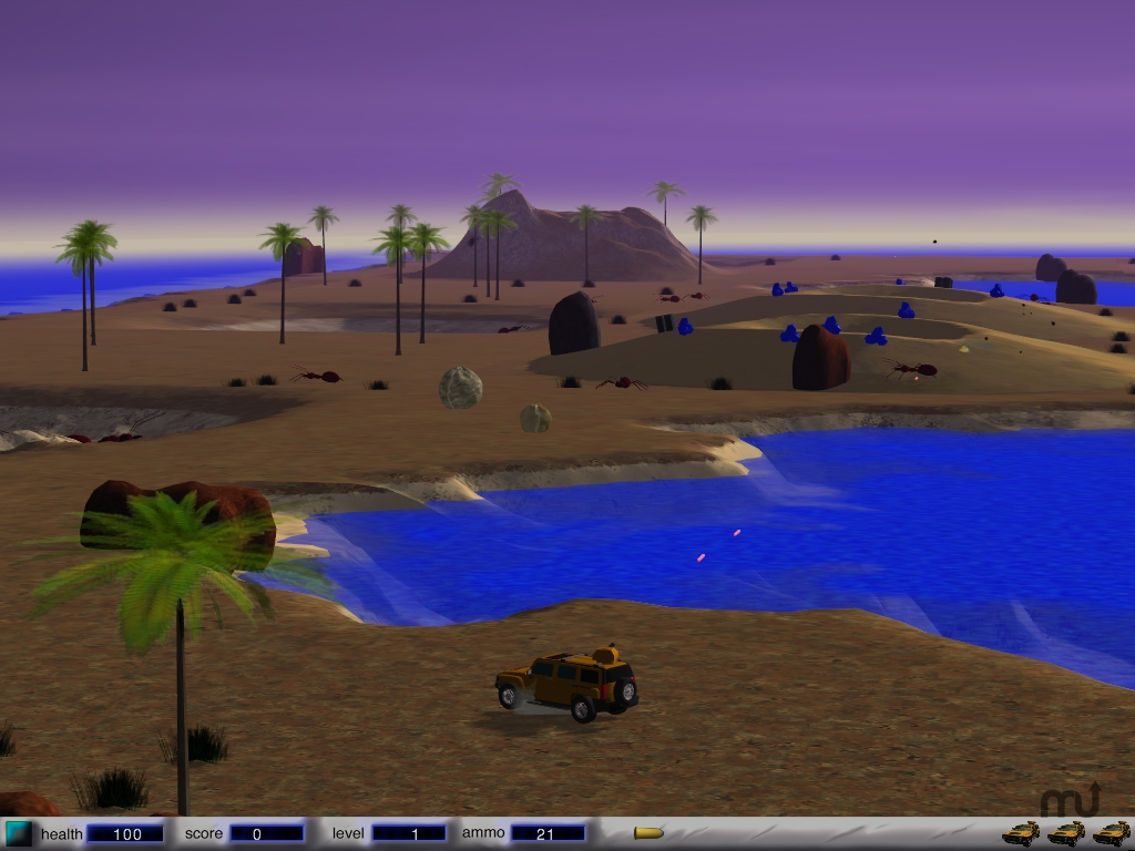 Screenshot 1 for Ant Planet