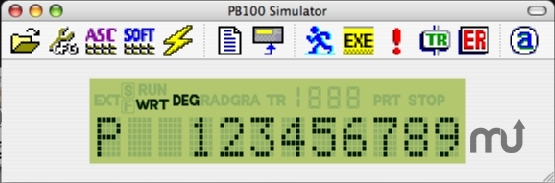 Screenshot 1 for PB100_Simulator