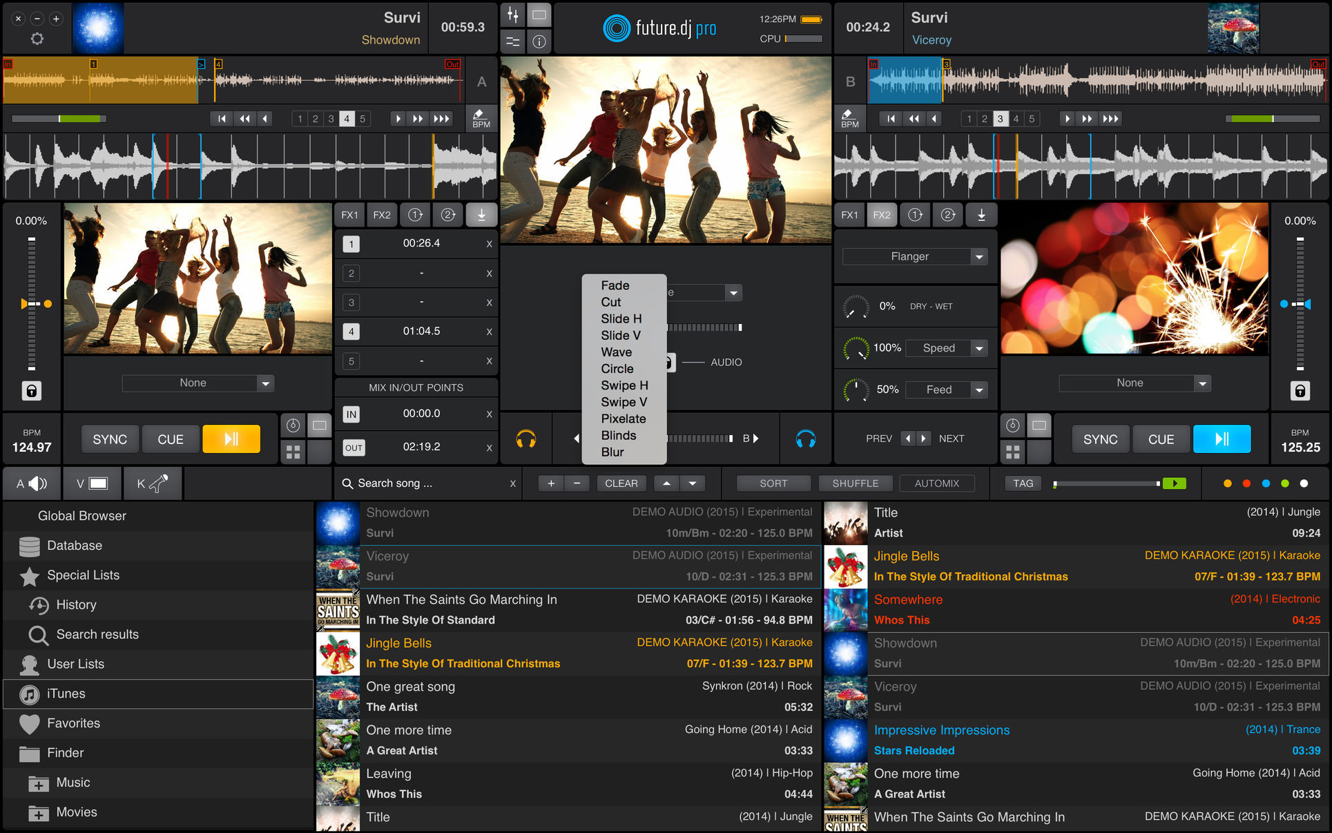future dj pro for Mac | MacUpdate
