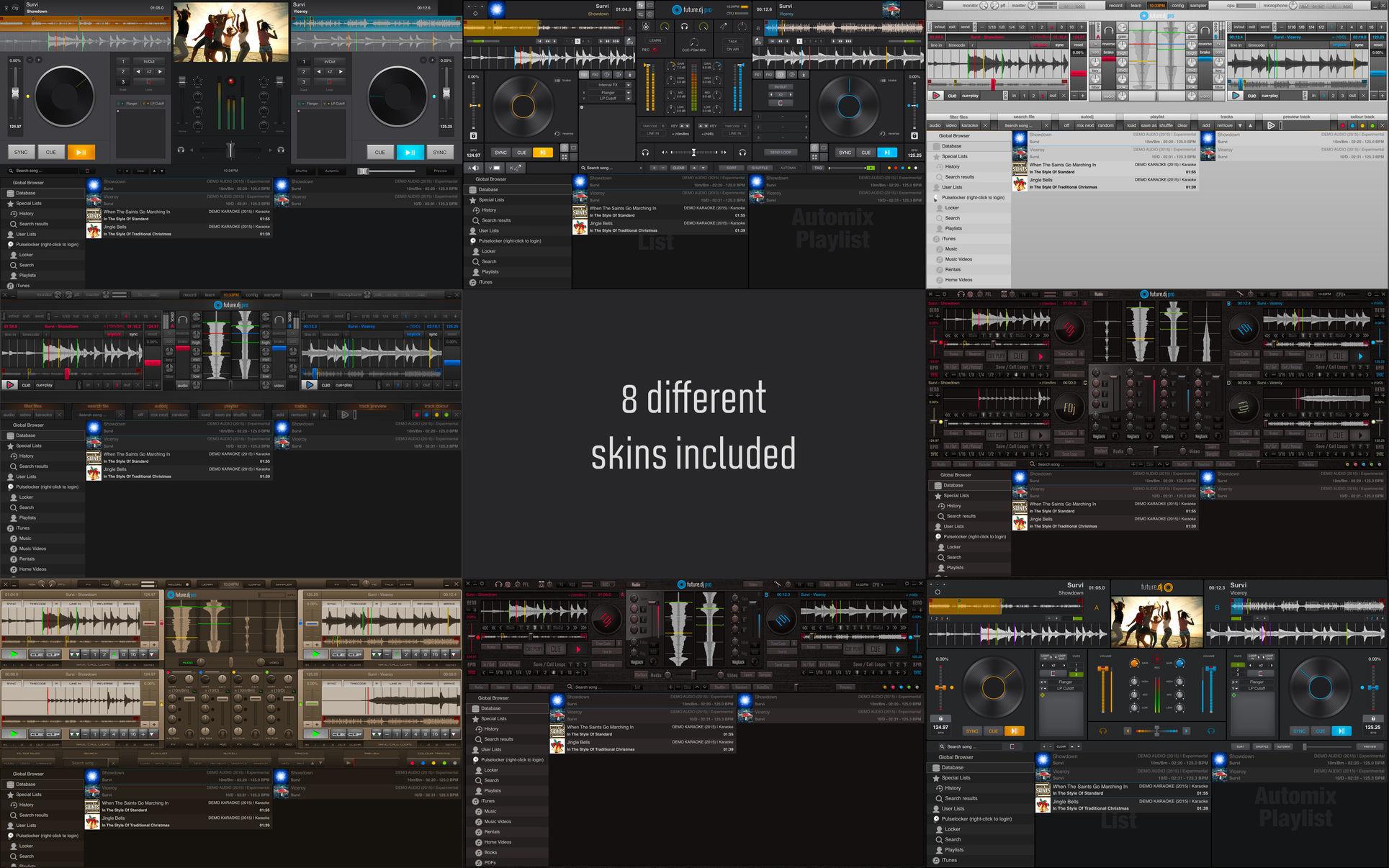 future dj pro for Mac | MacUpdate