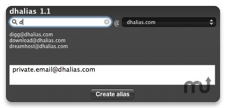 Screenshot 1 for dhalias
