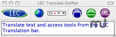 Screenshot 1 for Translate DotNet