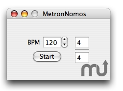 Screenshot 1 for MetronNomos