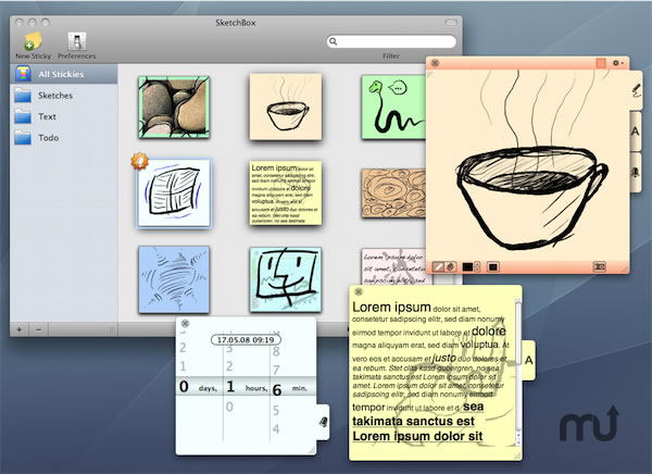 Screenshot 1 for SketchBox
