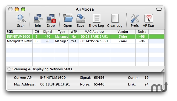 Screenshot 1 for AirMoose