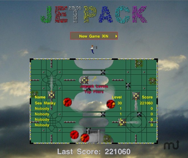 Screenshot 1 for Jetpack