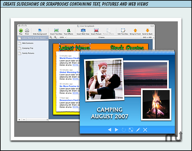 Screenshot 1 for QuikShow