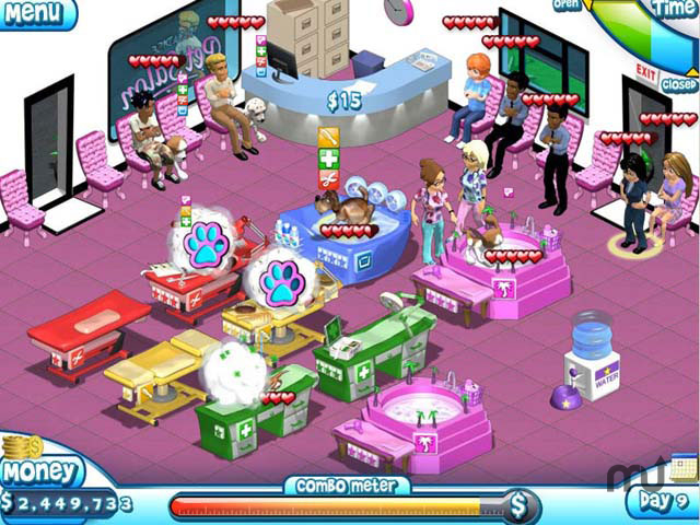 Screenshot 1 for Paradise Pet Salon