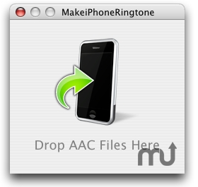 Screenshot 1 for MakeiPhoneRingtone