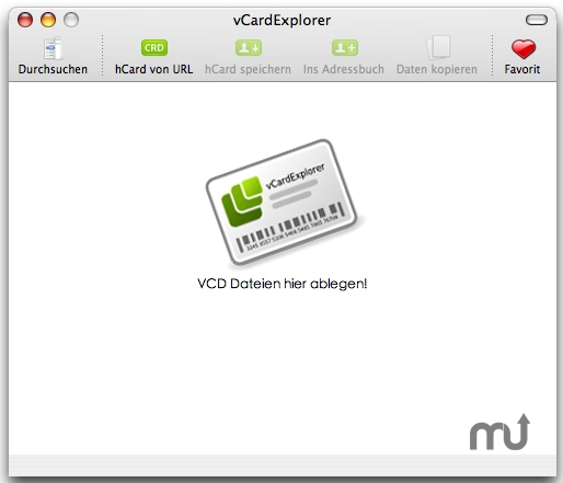 vCardExplorer 1 5 free download for Mac | MacUpdate