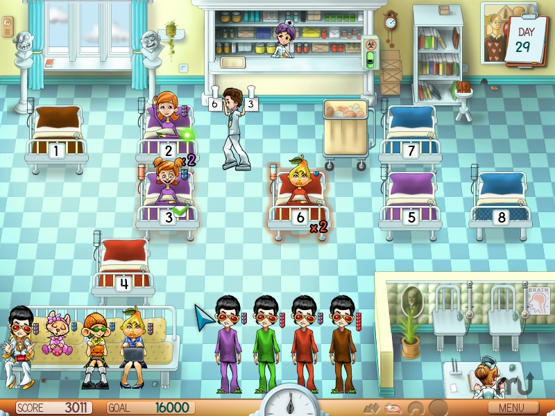 Screenshot 1 for Fever Frenzy
