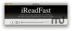 Screenshot 1 for iReadFast