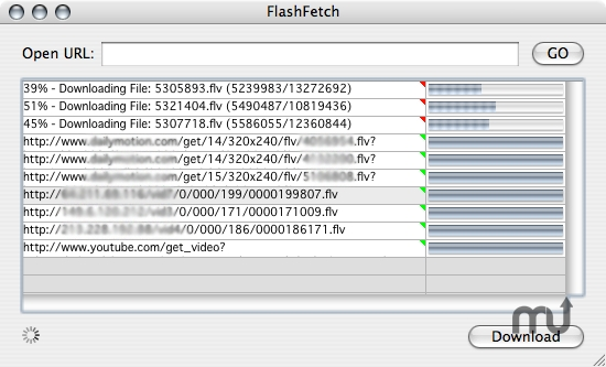Screenshot 1 for FlashFetch