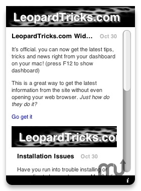 Screenshot 1 for Leopard Tricks