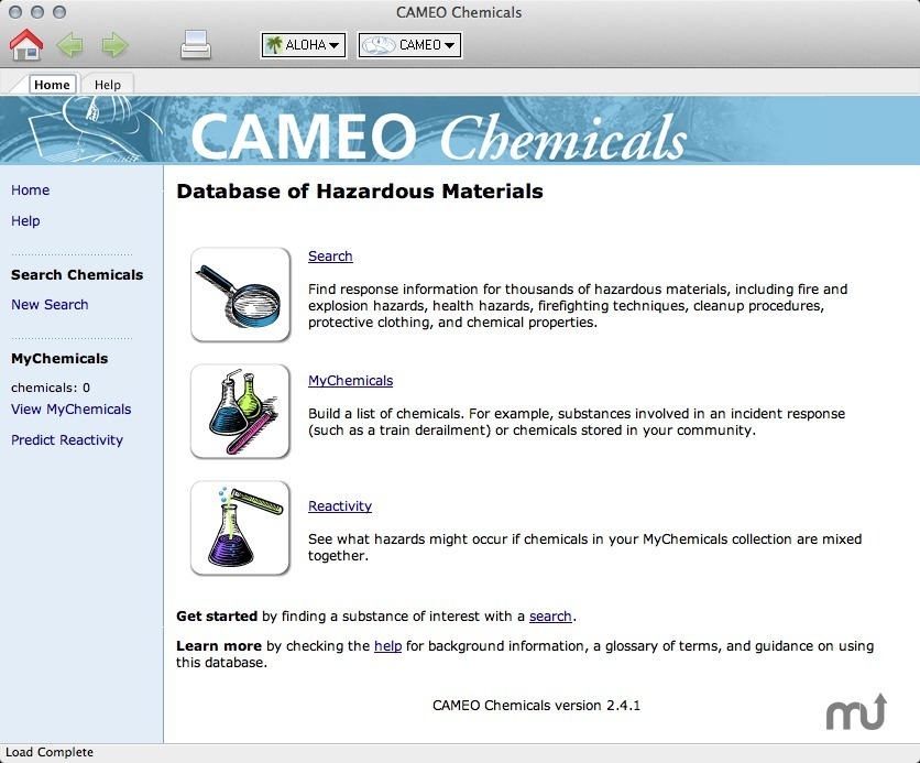 Screenshot 1 for CAMEO
