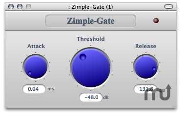 Screenshot 1 for Zimple-Gate
