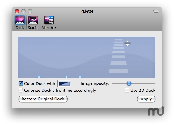 Screenshot 1 for Palette