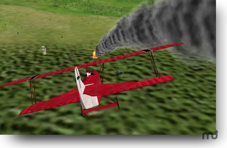 Screenshot 1 for SkyFighters 1918 wMB