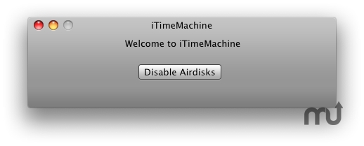 Screenshot 1 for iTimeMachine