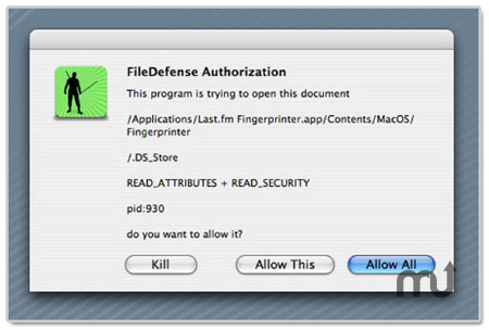 Screenshot 1 for FileDefense