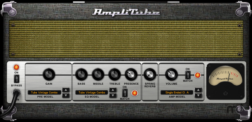 Screenshot 1 for AmpliTube
