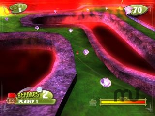 Screenshot 1 for Tiki Magic Mini Golf