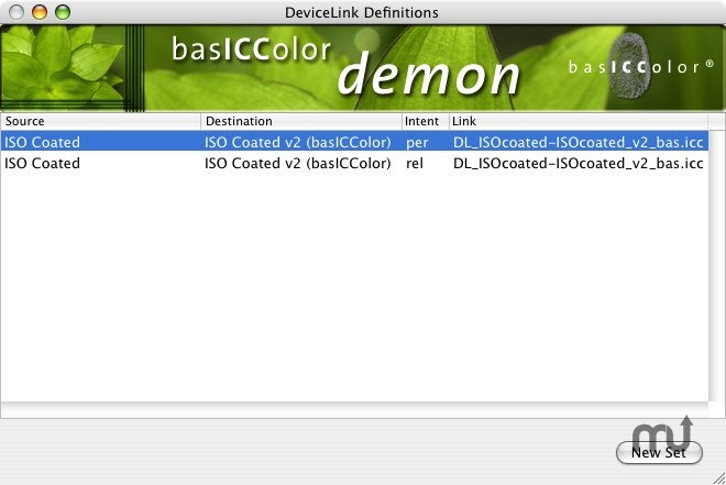 Screenshot 1 for basICColor demon