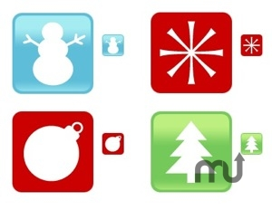 Screenshot 1 for Winter Wonderland Icons