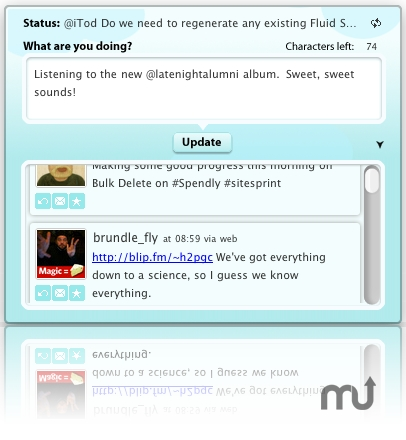 Screenshot 1 for Twidget
