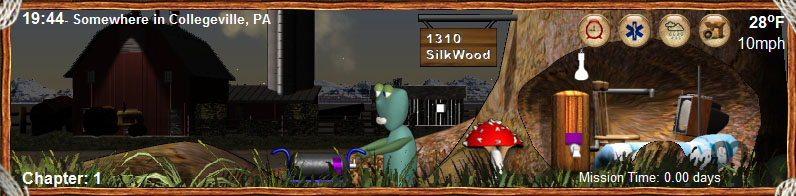 Screenshot 1 for SilkWood