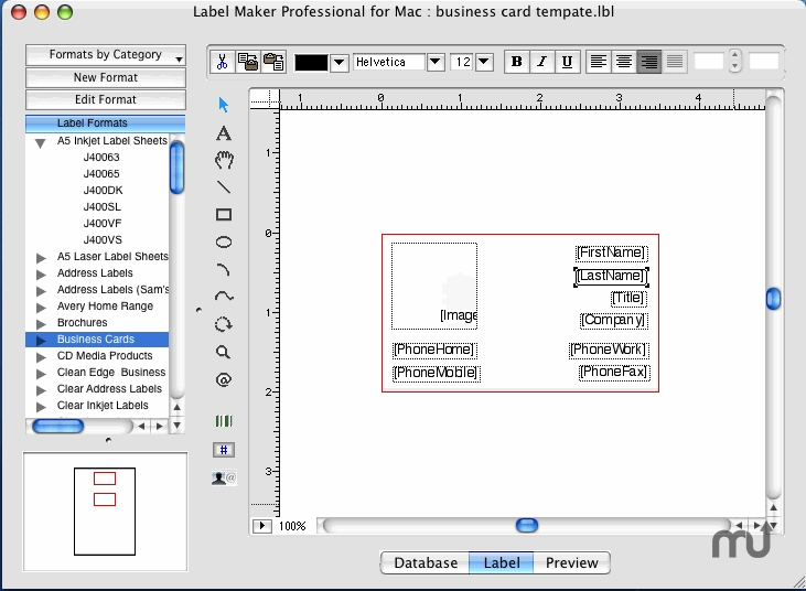 Label Maker Professional for Mac MacUpdate – Free Shipping Label Maker